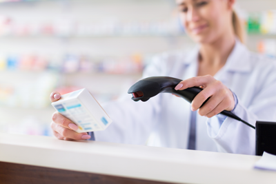 2D Barcoding is a Legal Requirement for Pharmacies - and PrimeRx™ makes Compliance Fast and Easy