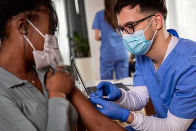 Pharmacists at the Forefront of Efforts to Improve COVID-19 Vaccination Rates