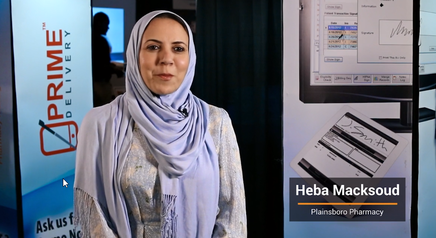 #12: Why does your pharmacy use Micro Merchant Systems and PrimeRx™? | Heba Macksound | Customer